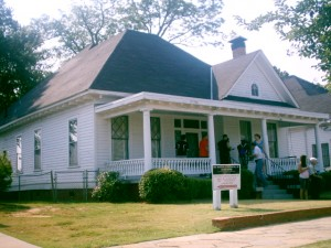 Dexter Parsonage, Martin Luther King's home in Montgomery