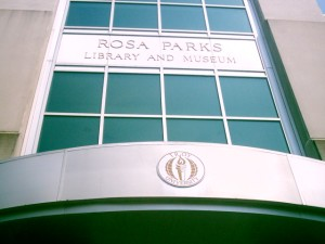 Rosa Parks Library & Museum, Montgomery, AL