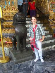 Bianca Basch in Thailand