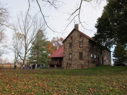 Stouffer Farm House