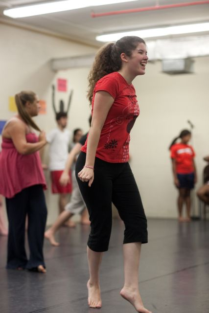 Dance at Messiah College