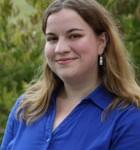 Messiah College student Elizabeth Motich