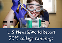 Messiah College ranked a regional best by U.S. News & World Report