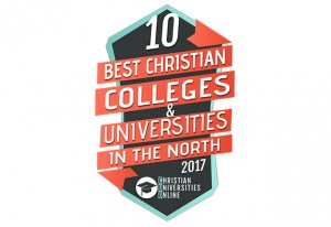 Messiah College named #1 Best Christian College in the North and receives additional recognition