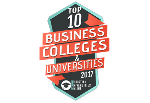 Messiah College named the #1 Best Business Degree Program by Christian Universities Online
